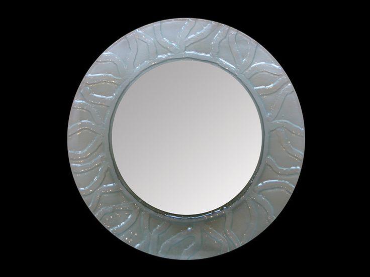 Folded Mirror (Frost) #decor #interior #interiordesign #homedesign #homestyle #homewares #interiorinspiration #cbdglass