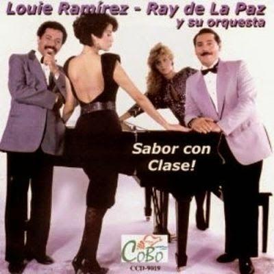 Sabor con clase - Louie Ramirez y Ray de la Paz (1986)