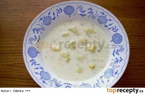 Zalívaná polévka