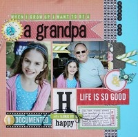 A Project by ChristaLP from our Scrapbooking Gallery originally submitted 10/10/12 at 08:10 AM