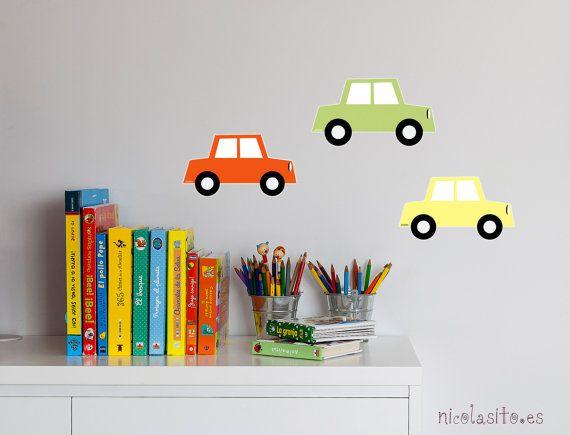 Nursery Wall Decal For Children's RoomVinyl door NicoWallStickers, €15.00