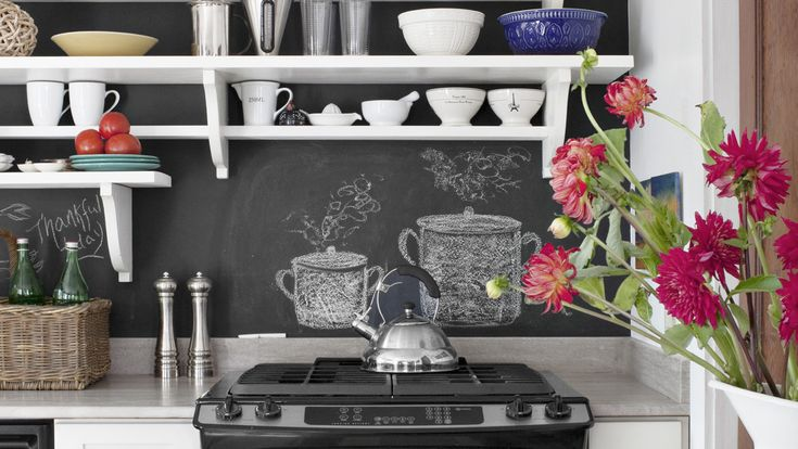 Transform those cluttered counters! 5 easy ways to make over your kitchen