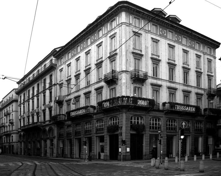 Maison #Trussardi a Milano