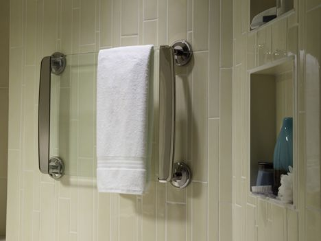 Wall Towel Warmers   Electric Wall Mount Bath Towel Heaters   EGP    Engineered Glass. Best 25  Towel heater ideas on Pinterest   Rails version  Heated