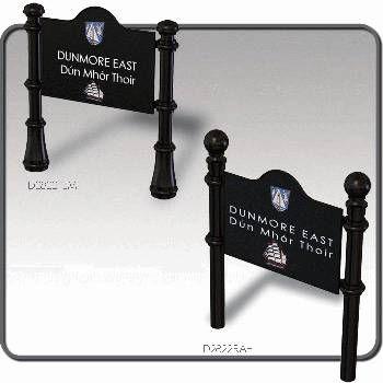 Free Standing Raheny Sign