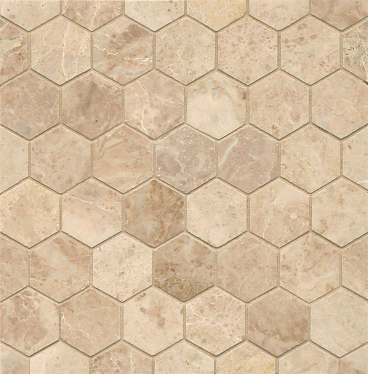 Beige Tile Pattern