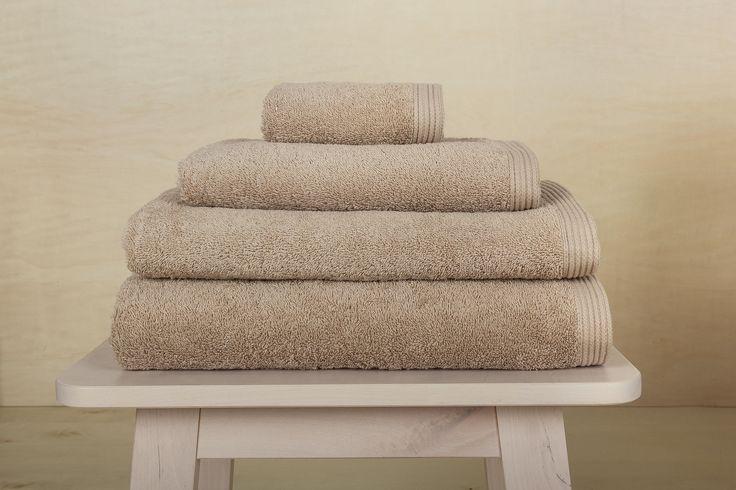 New Plus bath towels.