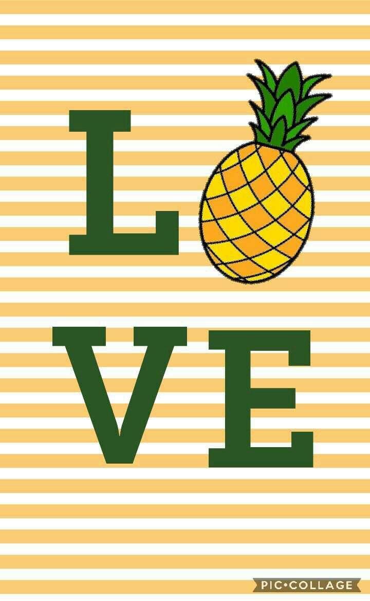 Pineapple Cute Wallpaper Wallpaper Love Abacaxi Wallpaper 4 Phone Em 2019