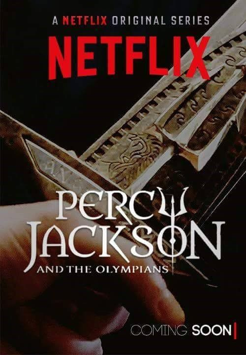 percy jackson netflix- IS THIS REAL. IM GOING TO DIE AHHHHH