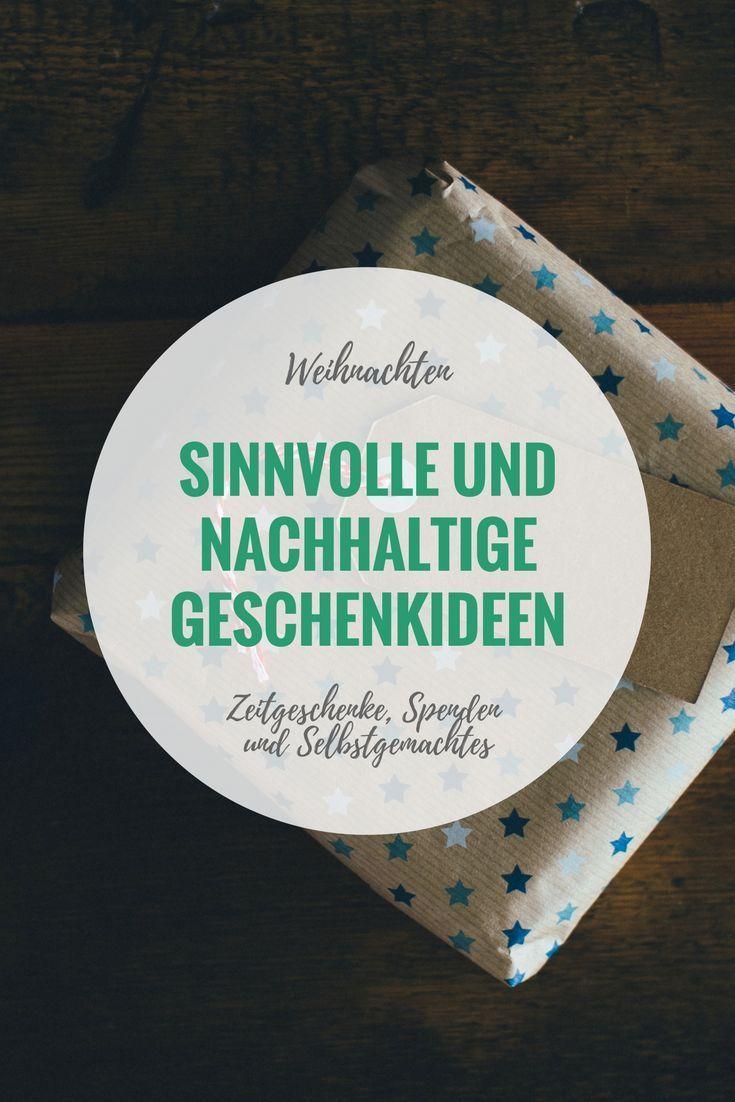 Beste nachhaltige geschenke