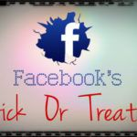 With Halloween Round The Corner, Facebook Asked Its Users, ' Trick Or Treat? ' Scary Isn't It? Don't Be, Because Following The Footsteps Of Snapchat