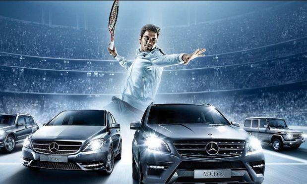 """#MercedesBenz amplía su relación de #patrocinio hacia #RogerFederer (ojo que el titular es al revés, pero este me parece a mi mas acertado) La verdad es que la descripción de Federer por parte de Mercedes, no puede ser mas acertada:  """"un embajador importante"""" que encarna """"valores de la marca, como la calidad, la seguridad, el alto rendimiento y la elegancia deportiva"""". No es de extrañar que la marca siga interesada en mantener esta relación."""