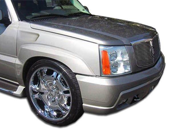 2002-2006 Cadillac Escalade Duraflex Platinum Fenders - 2 Piece