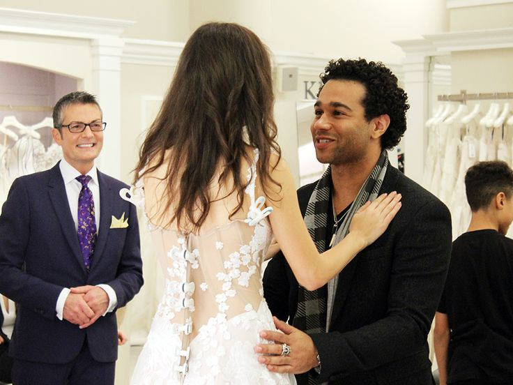 Corbin Bleu Is Married! The High School Musical Alum Ties the Knot! http://www.people.com/article/corbin-bleu-married-wedding-sasha-clemets