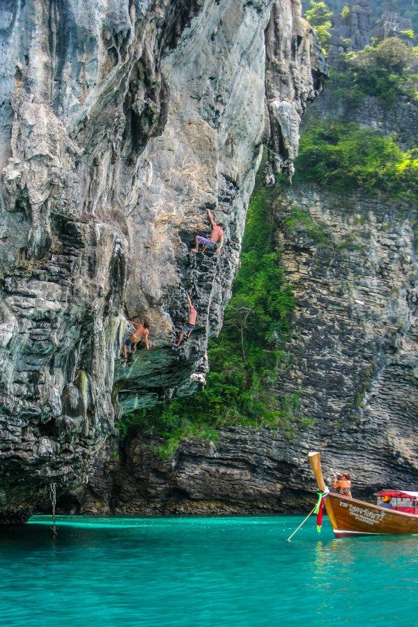 Facing Your Fears: 7 Things to Do in Thailand That Will Push Your Limits #Thailand