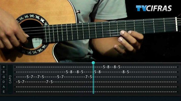 Técnica Para Você Solar Melhor no Violão Brasileiro (aula de violão)