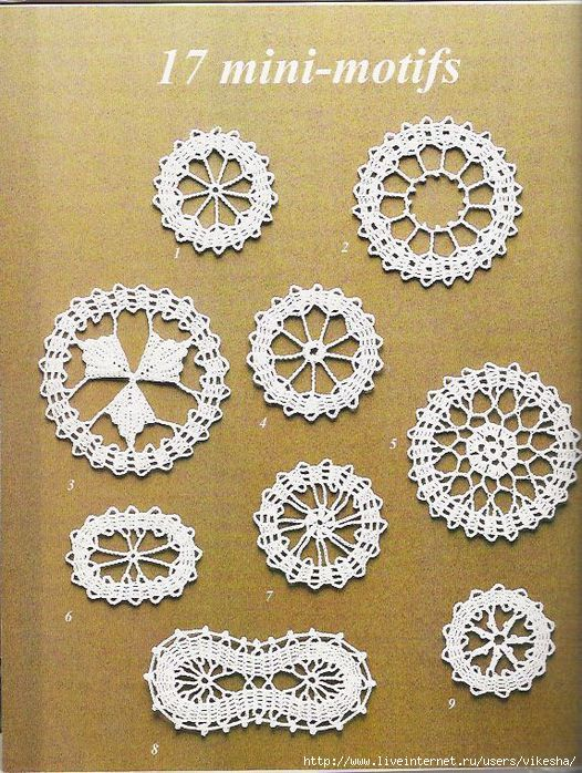 Belgium Lace crochet, Russian Site with Spanish? instructions.  But you can get the gist by the diagrams