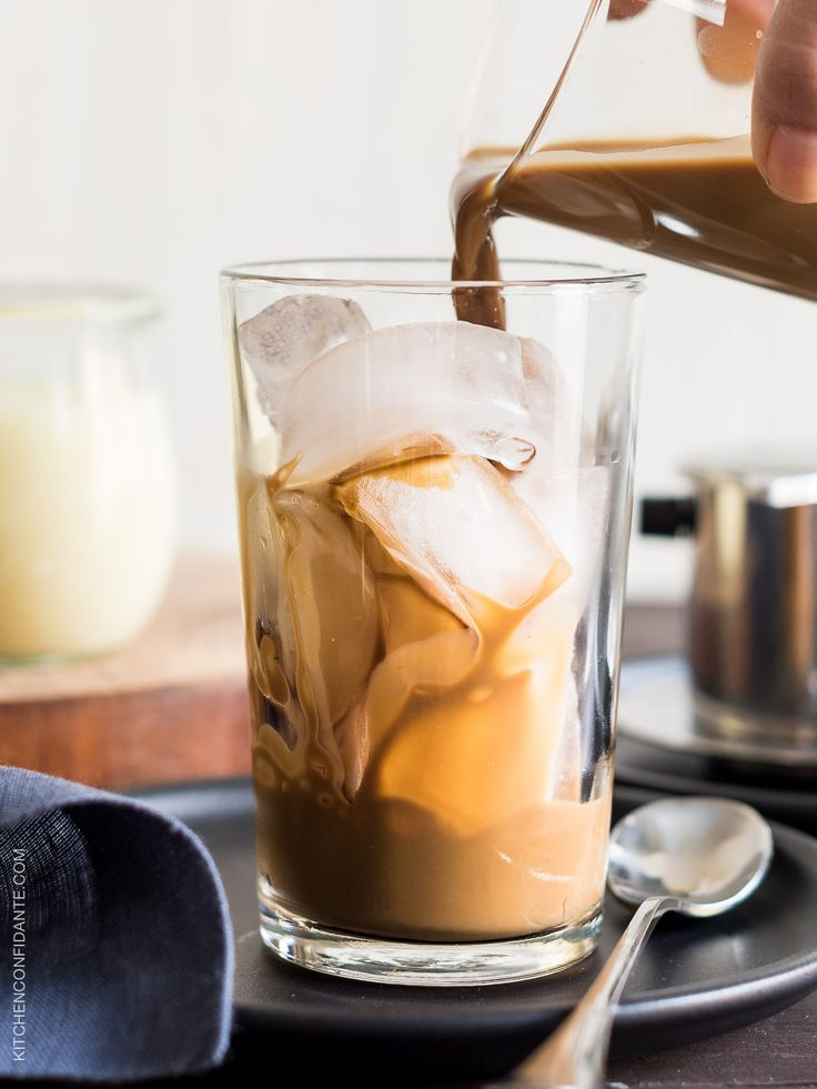 Don't wait till summer. Vietnamese Iced Coffee is a tradition you'll want for every day.