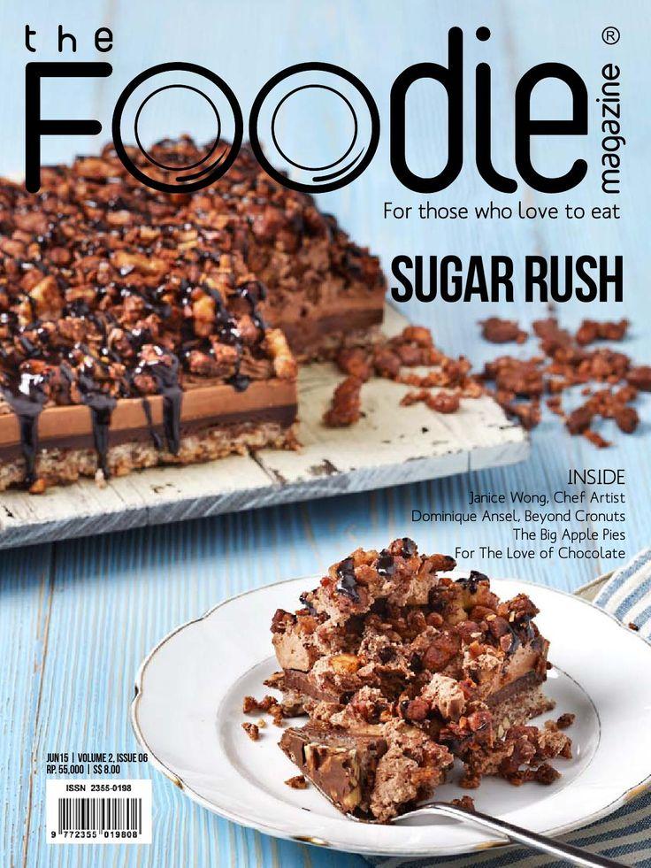 THE FOODIE MAGAZINE JUNE 2015