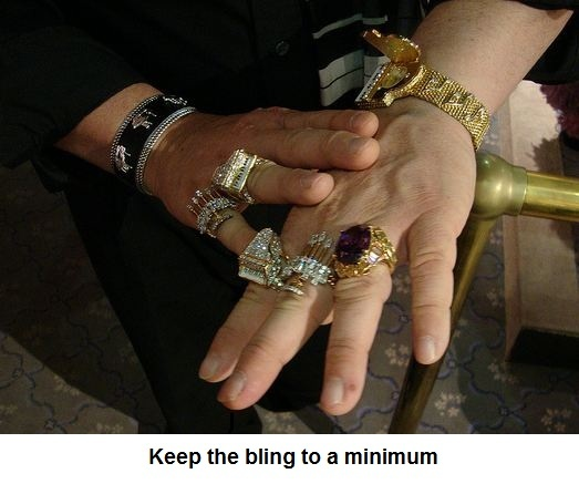 Image result for Liberace's rings on display at jewelry exhibit in Paris