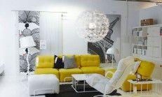 Small Home Decorating Ideas IKEA Furniture