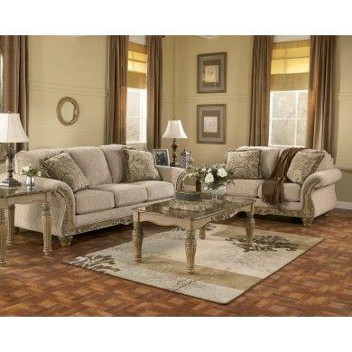 118 best Ashley Furniture images on Pinterest Living room