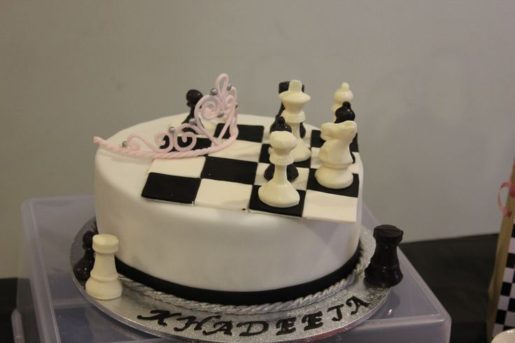 Chess Board Cake Ideas