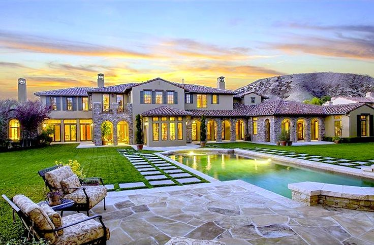 217 best architecture luxury estate tuscan for Luxury houses for sale in california