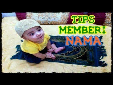 Hukum Memberi Nama pada anak menurut islam  - khazanah islam terbaru