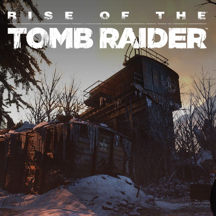 Rise of the Tomb Raider - Soviet Installation, Ben Nadler on ArtStation at https://www.artstation.com/artwork/wqeZO