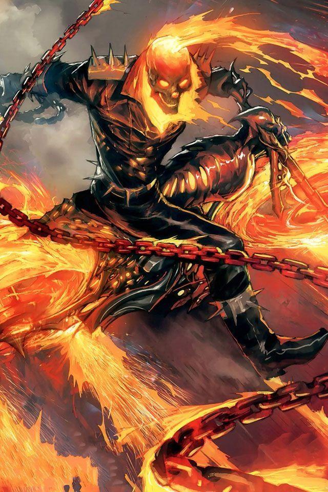 Ghostrider Ghost Rider Marvel Ghost Rider Ghost Rider Wallpaper