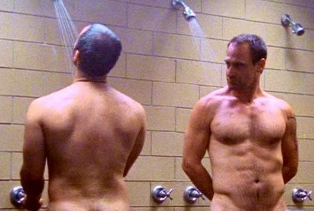 Christopher meloni nude scene regret, that