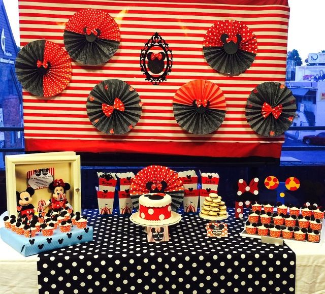 Check out this fantastic Minnie Mouse birthday party!  See more party ideas at CatchMyParty.com!