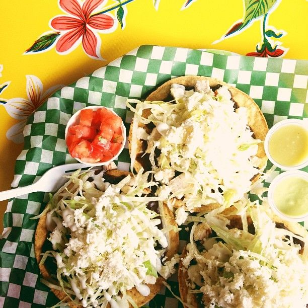 Mexican food at the Corazon de Maiz restaurant in the ByWard Market, Ottawa. Image credit: Instagrammer kshap17
