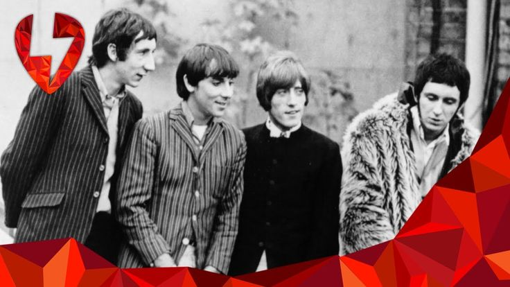 From 1967 - here's The Who with one of their big hits in '67 'I Can See For Miles' along with some very telling and often groovy 1967 footage.