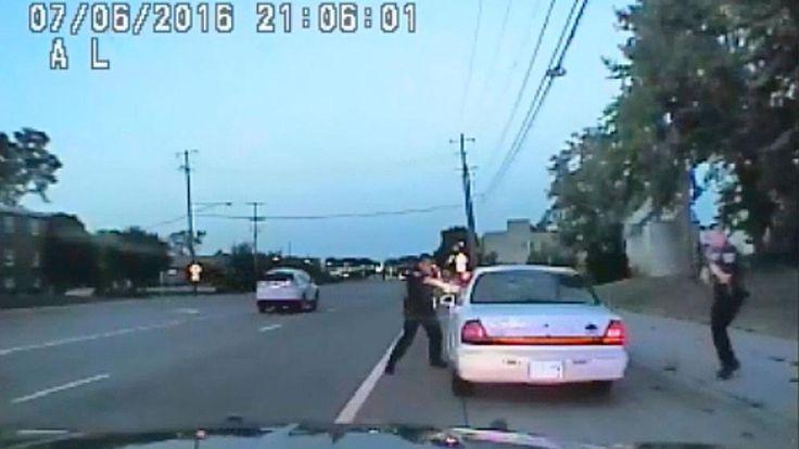 Dashcam video shows Minnesota officer fire 7 shots into Philando Castiles car