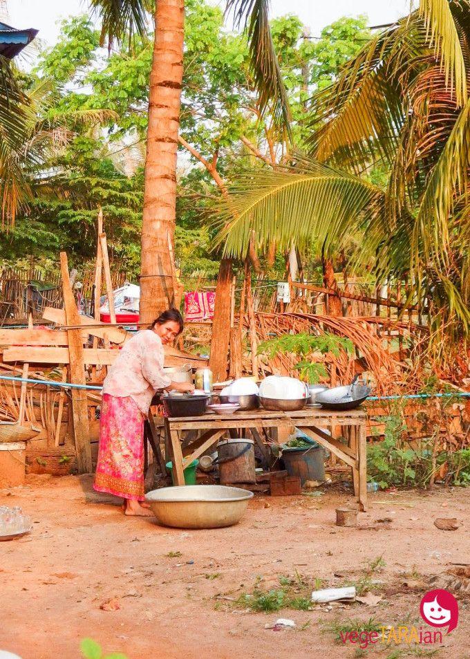 A friendly homestay in rural Cambodia: Banteay Chhmar