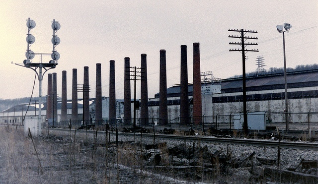 U S Steel Homestead Mill By Dorsett Studios Via Flickr