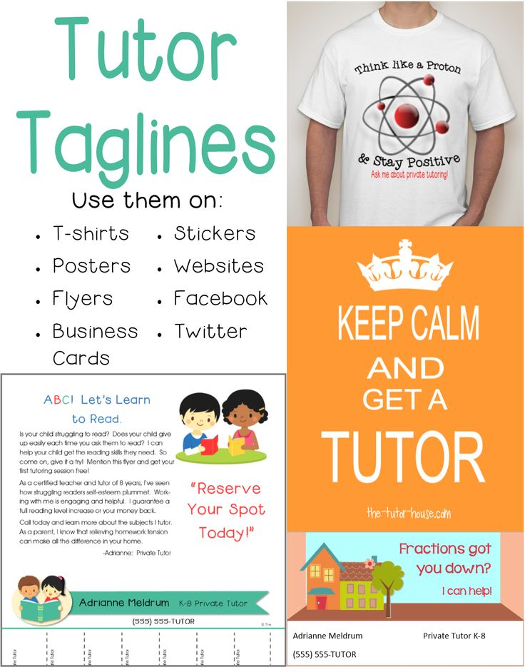 Best 25+ Tutoring flyer ideas on Pinterest Tutoring business - sample preschool brochure