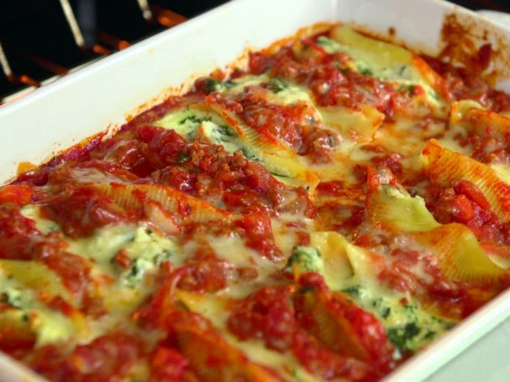 com spinach and ricotta stuffed shells spinach and ricotta stuffed ...