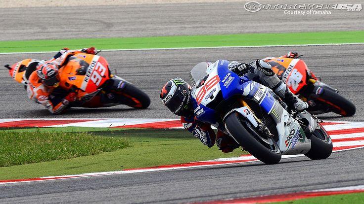 Video dan Hasil Race MotoGP 2014 Aragon