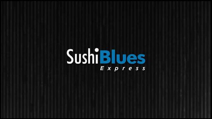 "Demo Menú Digital ""Sushi Blues"""