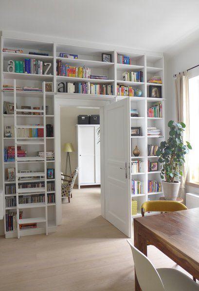 die 25+ besten ideen zu traum bibliothek auf pinterest ... - Traum Wohnzimmer Rustikal