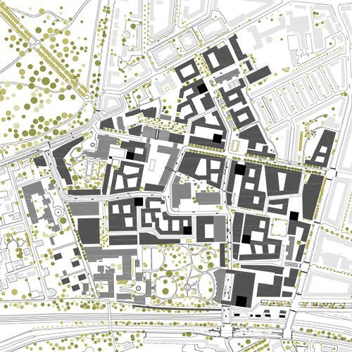 Site Plan Architecture Urban Design Graphics