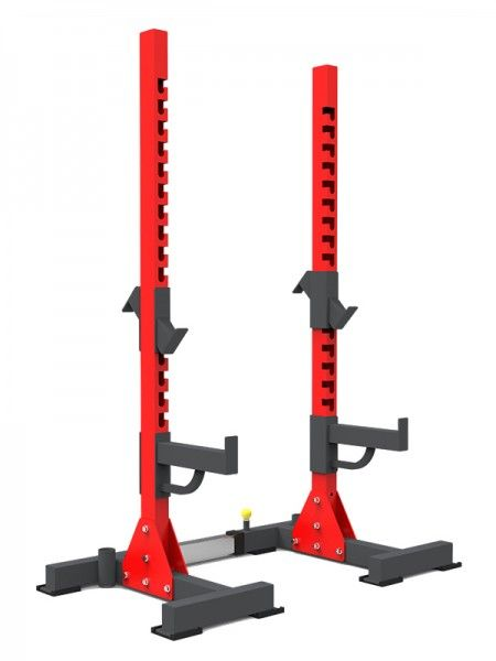 Squat Stands - Elite - RAW Fitness Equipment