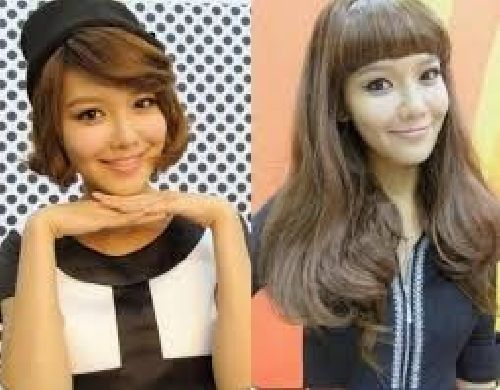Soo Young SNSD Plastic Surgery Rumors