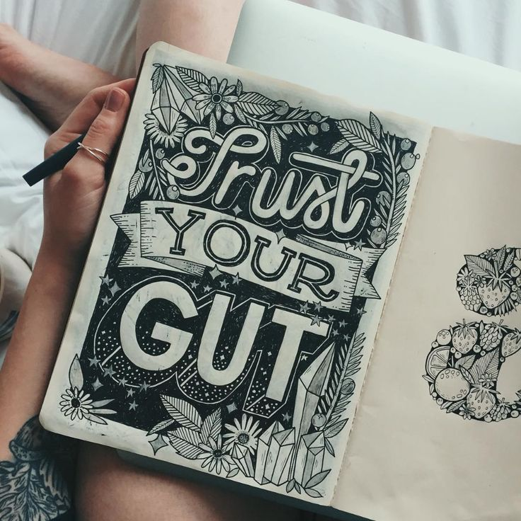 If a picture is worth a thousand words, these typographic illustrations are worth a billion!