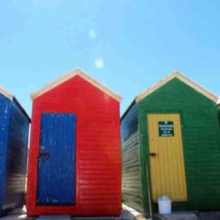 Fish hoek beach, South Africa