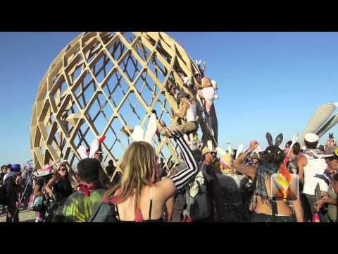 Burning Man 2012 - Journey to the Flames - YouTube