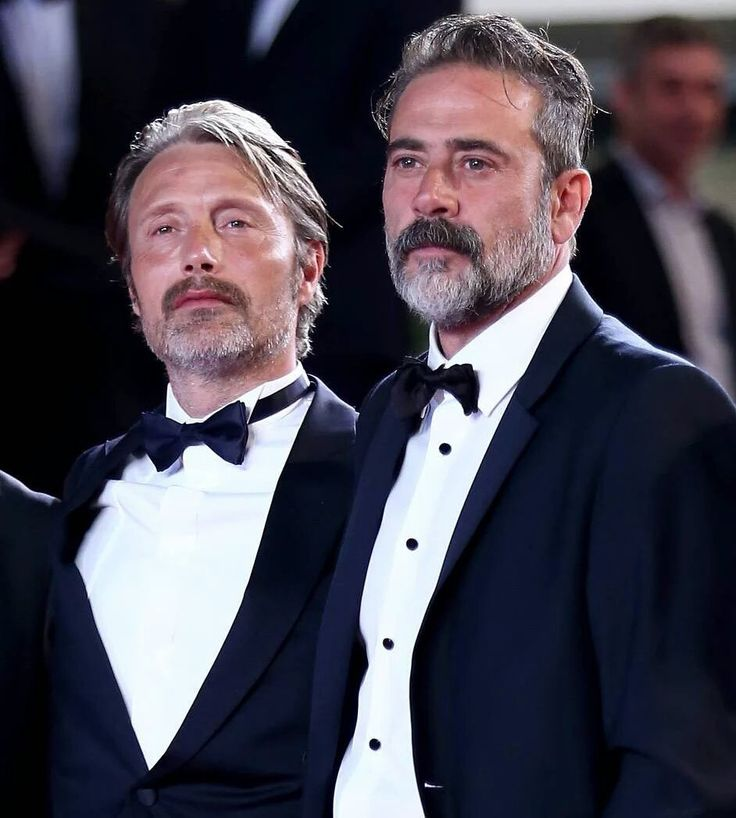 Mads Mikkelsen & Jeffrey Dean Morgan, starred in Danish Western Salvation
